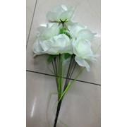 Цветы искусственные 8 цветков 0238A-6 фото