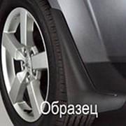 Накладки на пороги Hyundai Solaris 2010–2017 (нерж. сталь с надписью 4 шт.) фото