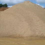 Песок, Доставка песка, песок речной фото