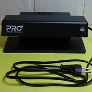 Ультрафиолетовый детектор подлинности валют, банкнот, денег, купюр pro 4 фото