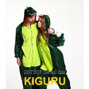 Пижама кигуруми Динозавр фото