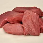 Мясо жилованое блочное фото