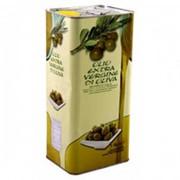 Оливковое масло Olio extra-vergine di oliva 5л (Италия) фото