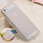 Чехол прозрачный для iPhone 5 5s 86629 фото