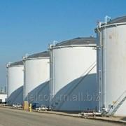 Нефтебаза в Астане фото
