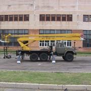 Автогидроподъёмник ВС222-01 фото