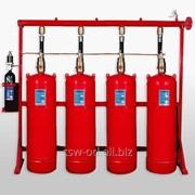 Модуль газового пожаротушения фото