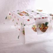 Скатерть 3D/Fruits Busket (PK) 120x165см (1/20) фото
