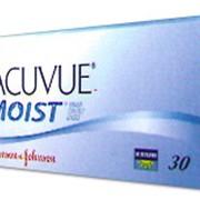 Контактные линзы 1-DAY ACUVUE® MOIST™ фото