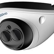 2.1 Мп профессиональная купольная IP видеокамера (3.6 мм) с ИК-подсветкой до 20м INT-IPDC80-P10 фото