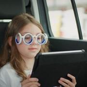 Инновационные очки от укачивания в транспорте Seetroen фото