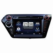 Автомобильный GPS навигационная система для Kia фото