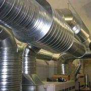 Монтаж систем вентиляции и кондиционирования в Беларусии фото