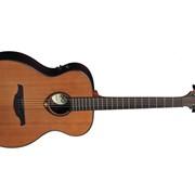 Электроакустическая гитара Lag Tramontane T-300AE (NAT) фото