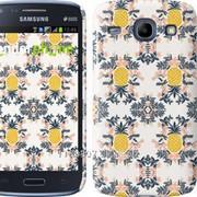 Чехол на Samsung Galaxy Core i8262 Ананас v2 3035c-88 фото