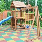 Игровой детский комплекс ИНДИАНА фото
