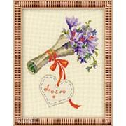Набор для вышивания Люблю фото