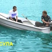 Лодки стеклопластиковые `Сула` фото