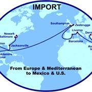 Услуги по организации импорта фото