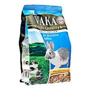 Корм ВАКА КВАЛИТИ для декоративных кроликов 500г фото