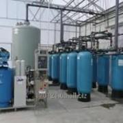Промышленная водоподготовка, воодоочистка, сток. Проект, монтаж, оборудование фото