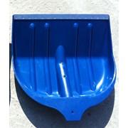 Лопаты снегоуборочные пластиковые фото