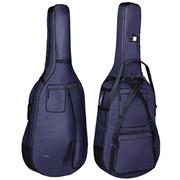Чехол для контрабаса 4/4 Gewa Double bass gig-bag Prestige 4/4 (BL) фото