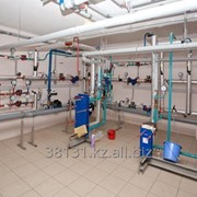 Промывка и опрессовка системы отопления фото