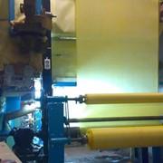 Нанесение покрытий.Производство пропитки рулонных материалов фото