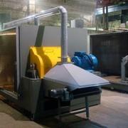 Завод по переработке изношенных шин фото