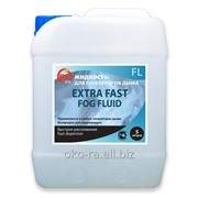 Жидкость для дым машин, дымогенераторов EXTRA FAST FOG FLUID (FL) 5л. фото