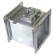 Огнезадерживающий клапан с пружинным приводом и тепловым замком 250*250 (EL 60) фото
