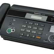 Факс Panasonic KX-FT982UA-B Black фото