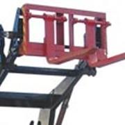 Навесное оборудование для трактора Белaрус МТЗ-82.1 вилы грузовые фото