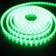 Светодиодная лента SMD3528-600G-12(зеленый) фото