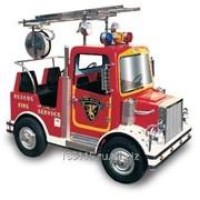 Кабинка для конвоя Fire Brigade 4 фото
