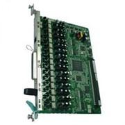 Плата 8 аналоговых внешних линий с Caller ID Panasonic (KX-TDA1180X) фото