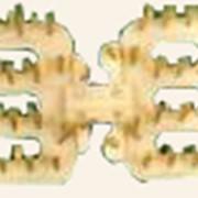 Щетка инерционного типа ЗРМ, сепараторная,вальцевая,ситовеечной машины фото