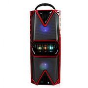 Портативная акустическая система BT-4202 (Bluetooth, USB, micro SD, FM, AUX, Mic) фото