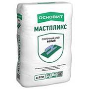 Плиточный клей ОСНОВИТ МАСТПЛИКС AC12 W БЕЛЫЙ, 25 кг фото