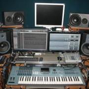 Студия звукозаписи ABI-2, аранжировка фото