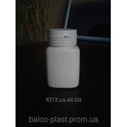 Пластиковая ёмкость 80 мл А 80к фото