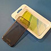 Чехол накладка Jekod для Apple iPhone 6 (черный) фото