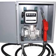 Оборудование бензовоза узлом учета УУТ-50 фото
