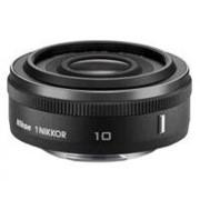 Объектив Nikon 1 Nikkor 10mm f/2.8 BK (JVA101DA) фото