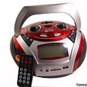 MP3/АМ-FM проигрыватель PU Xing Px-42IREC фото