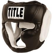 Шлем боксерский тренировочный TITLE GEL WORLD фото