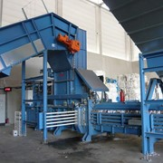 Автоматический пресс HSM VK 7215 75 kW фото
