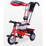 Детский 3-х колесный велосипед Caretero Derby (red) фото