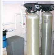 Установка систем очистки воды фото